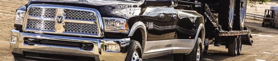 Ram 3500 Towing Capacity Bowling Green OH | Al Smith CDJR
