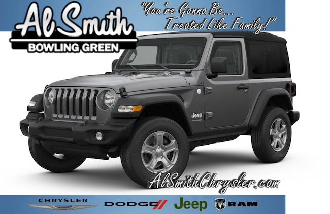 New 2018 Jeep Wrangler SPORT S 4X4 Sport Utility Bowling Green OH