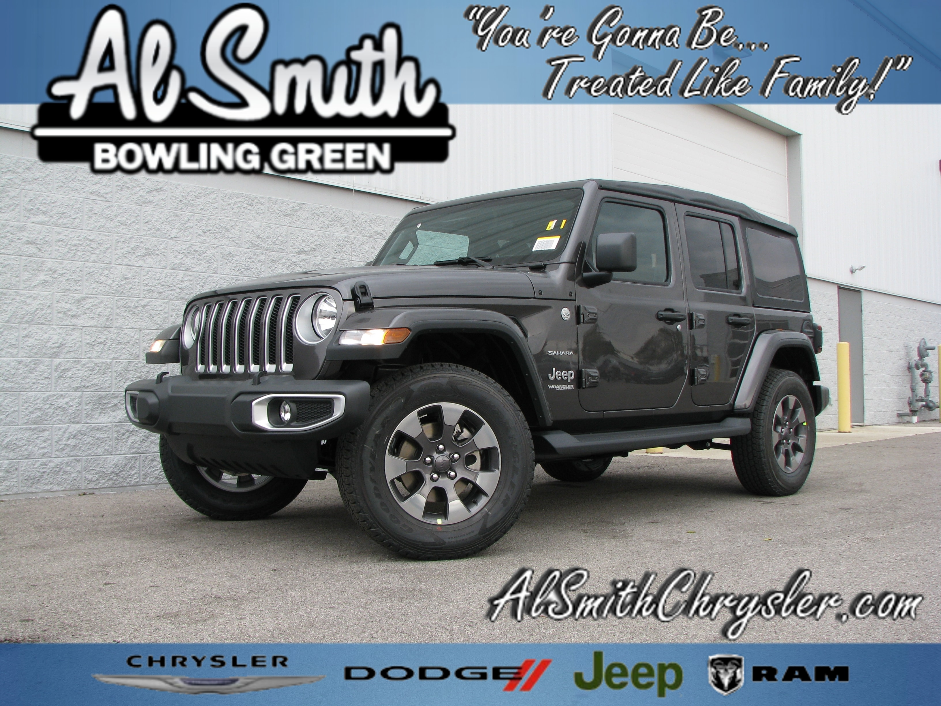 Jeep Model Research In Bowling Green Oh Al Smith Chrysler Dodge World War Ii Trailer Before Retored To Usmc Wwii Standards 2018 Wrangler Sport Utility