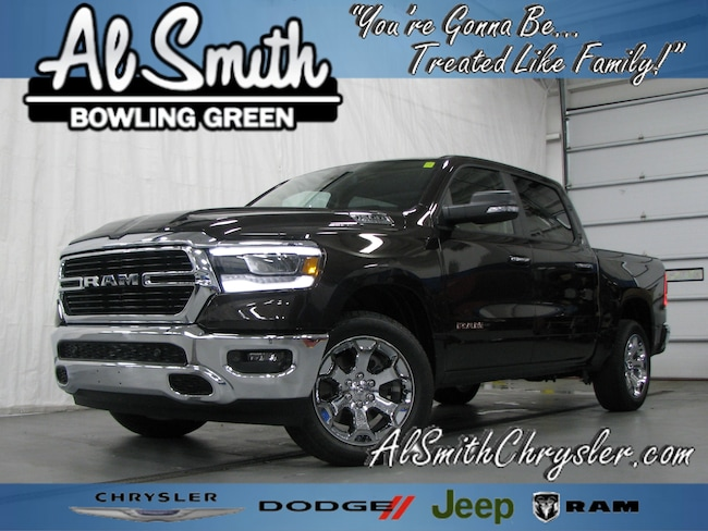 New 2019 Ram 1500 BIG HORN / LONE STAR CREW CAB 4X4 5'7 BOX Crew Cab Bowling Green OH