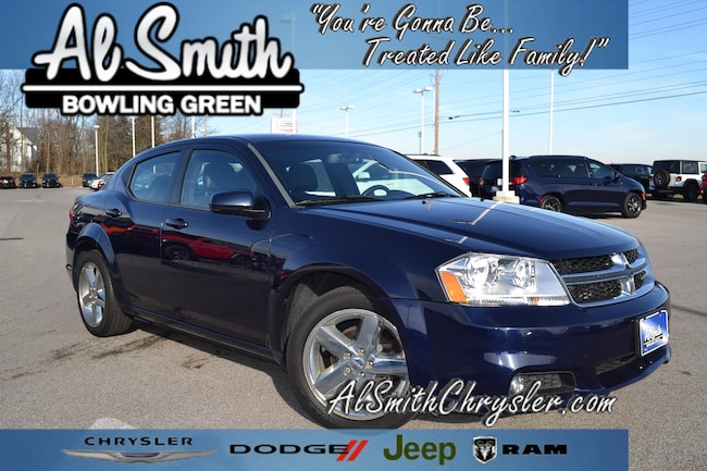 2013 Dodge Avenger SXT Sedan for sale in Bowling Green OH