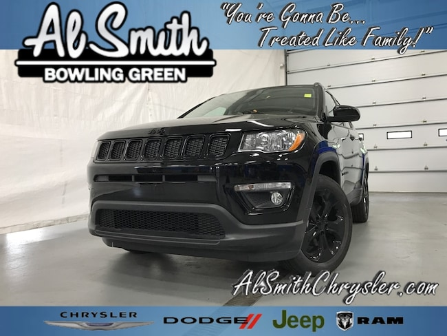 New 2018 Jeep Compass ALTITUDE 4X4 Sport Utility Bowling Green OH