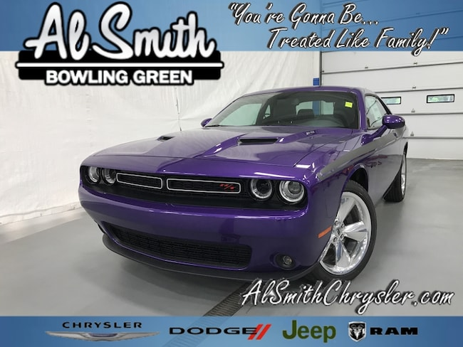 New 2018 Dodge Challenger R/T PLUS Coupe Bowling Green OH