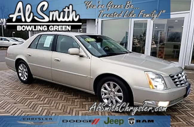 2008 Cadillac DTS 1SD Sedan for sale in Bowling Green OH