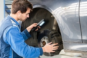 Replacing Brake Pads