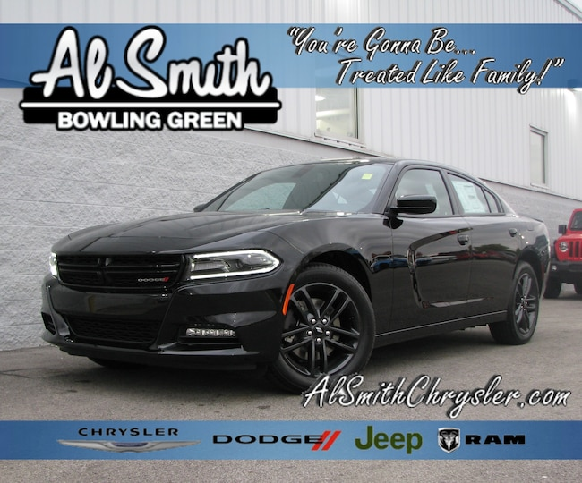 New 2019 Dodge Charger SXT AWD Sedan Bowling Green OH