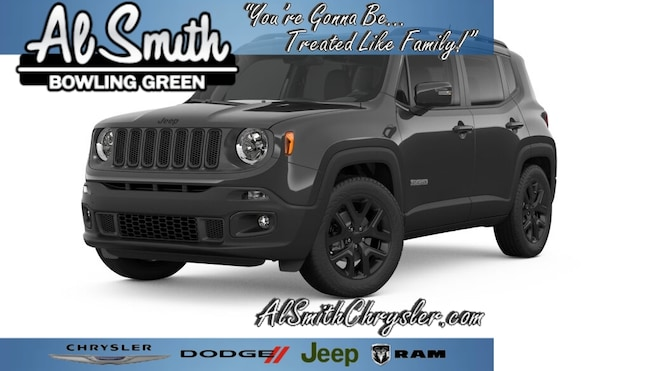 New 2018 Jeep Renegade ALTITUDE 4X4 Sport Utility Bowling Green OH