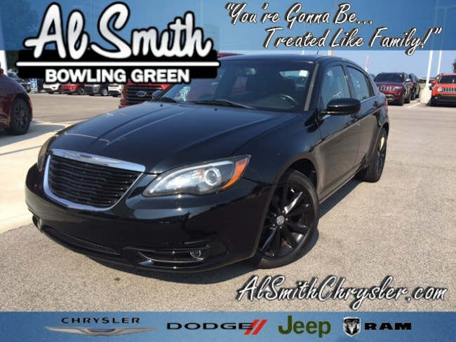 2011 Chrysler 200 S Sedan for sale in Bowling Green OH