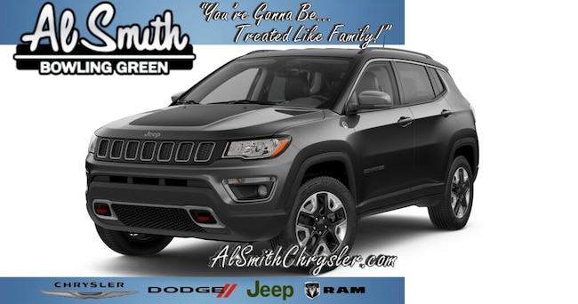 New 2018 Jeep Compass TRAILHAWK 4X4 Sport Utility Bowling Green OH