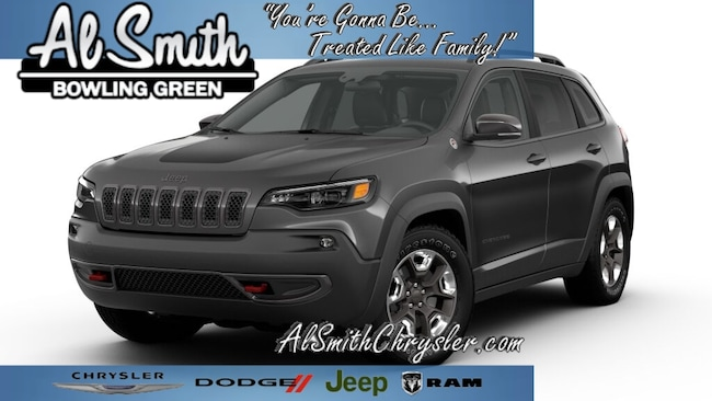 New 2019 Jeep Cherokee TRAILHAWK 4X4 Sport Utility Bowling Green OH