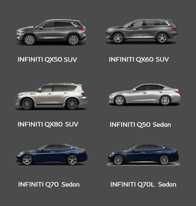 New & Used INFINITI Vehicles | 400 INFINITI in Innisfil, ON / Greater Barrie Area