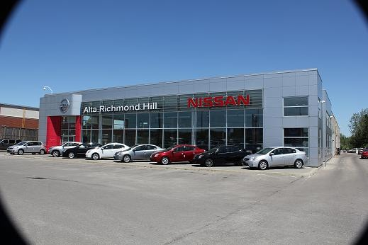 Alta Nissan Richmond Hill >> Alta Nissan Richmond Hill| Proudly Servicing The GTA With Quality Customer Service