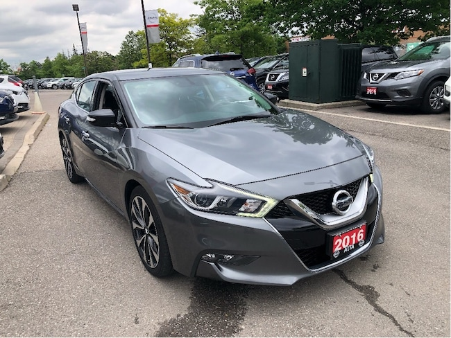 Used 2016 Nissan Maxima For Sale at Zanchin Automotive Group