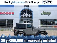 2019 Jeep Wrangler SPORT S 4X4 Sport Utility