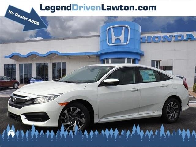 2018 Honda Civic Sedan EX EX CVT