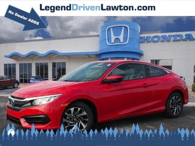 2018 Honda Civic LX-P Coupe