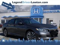 2019 Honda Accord Hybrid Sedan
