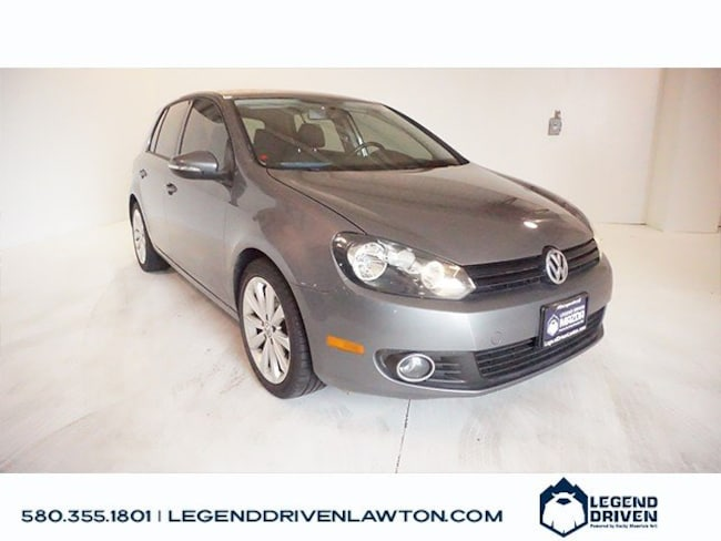 2013 Volkswagen Golf 2.0L 4-Door TDI Hatchback