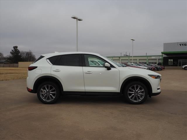 New 2019 Mazda Mazda CX-5 Grand Touring For Sale in Jackson