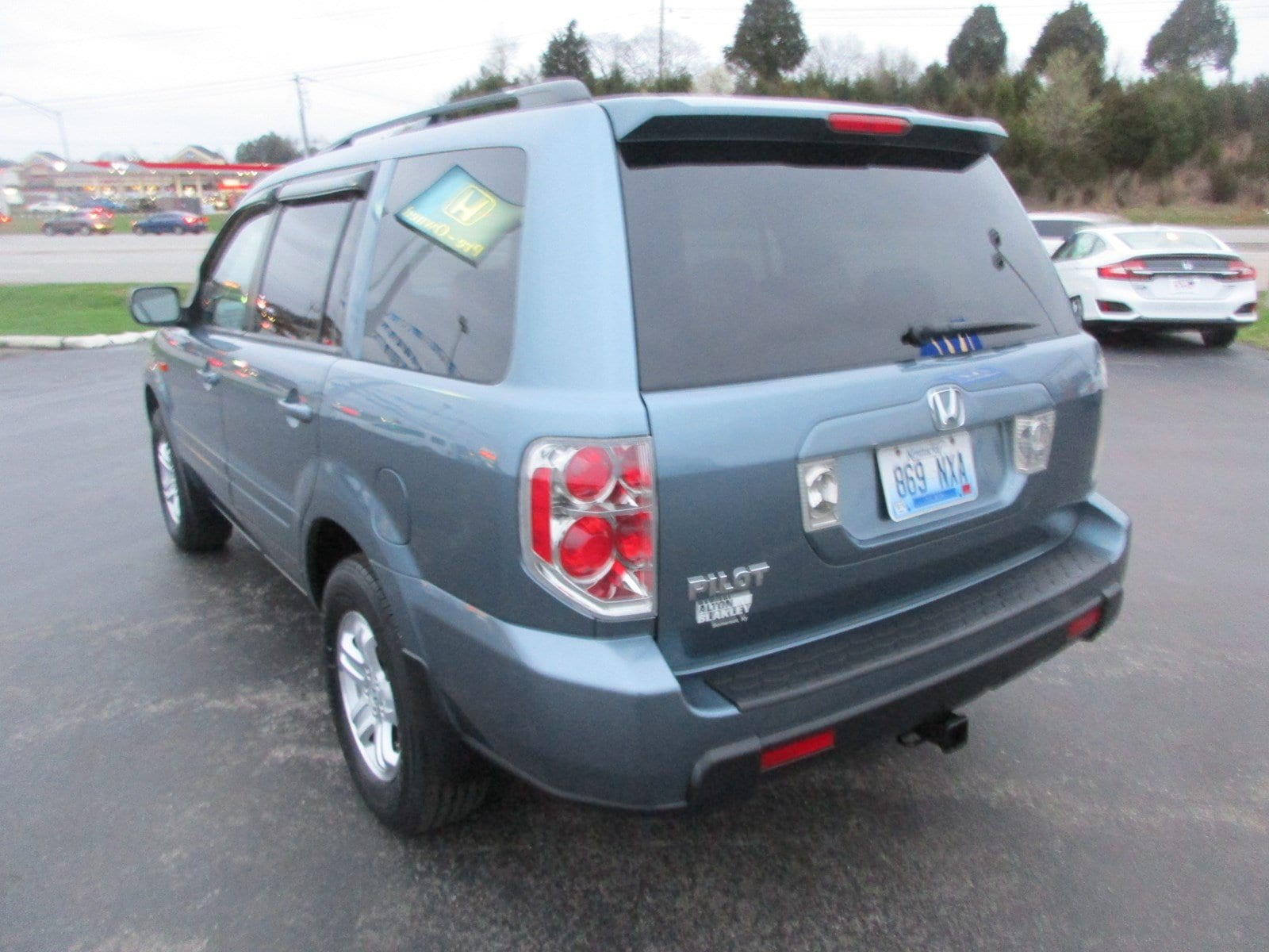 ... Used 2008 Honda Pilot VP 2WD VP Somerset ...
