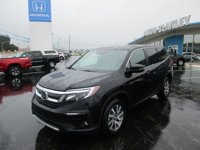 New 2019 Honda Pilot EX-L AWD SUV Somerset