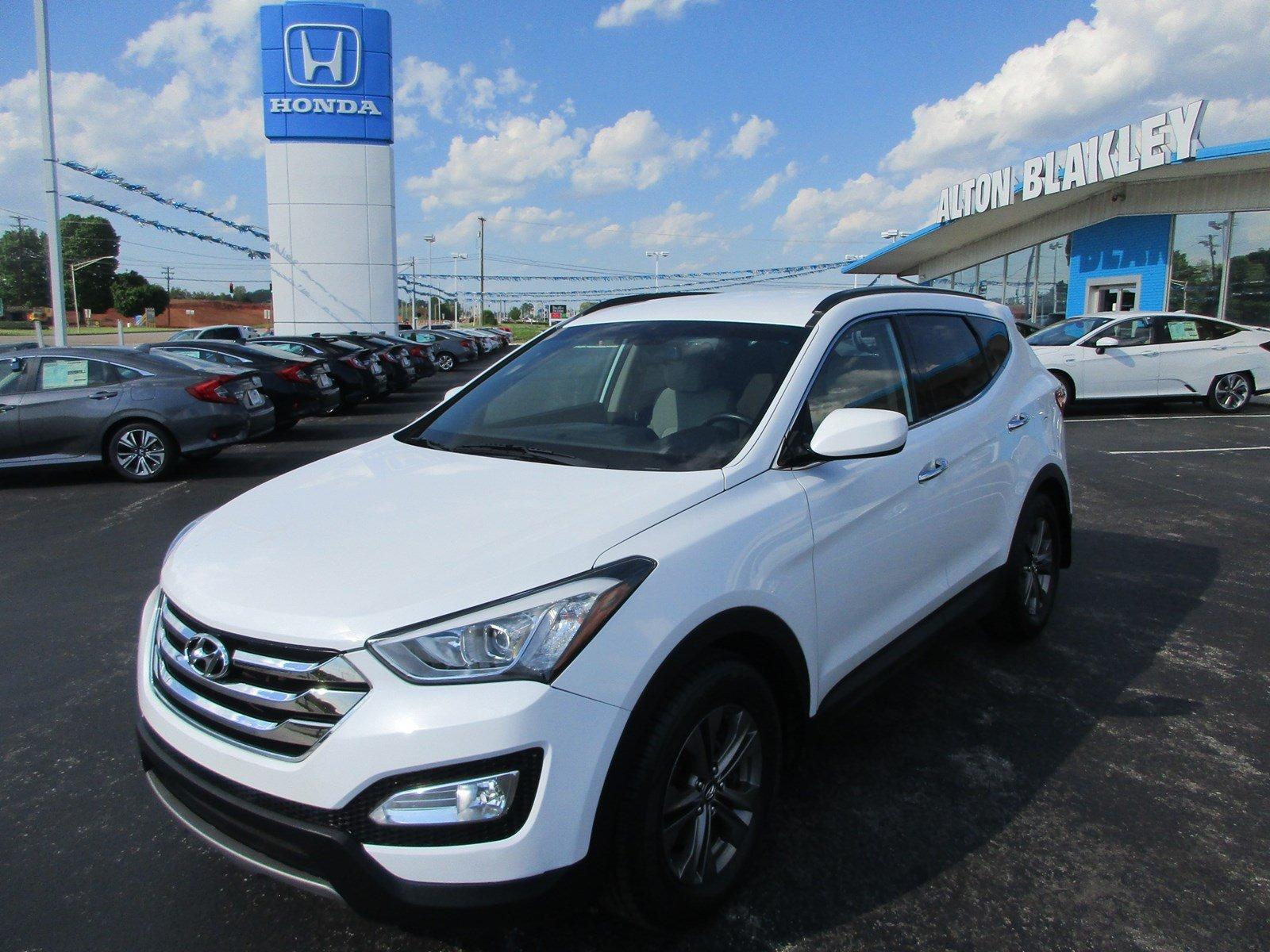 2013 Hyundai Santa Fe Sport FWD  Sport