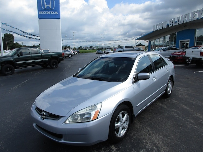 Used 2005 Honda Accord Sdn Somerset