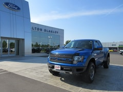 2011 Ford F-150 SVT Raptor Truck Super Cab