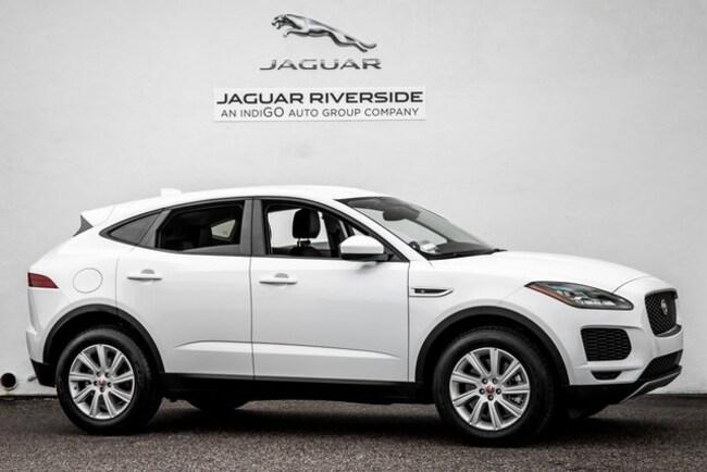 2019 Jaguar E-PACE S Service Loaner SUV
