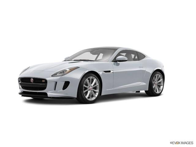 2016 Jaguar F-TYPE S S  Coupe 8A