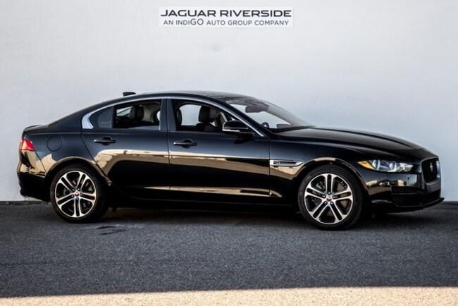 2017 Jaguar XE 35t Premium Sedan