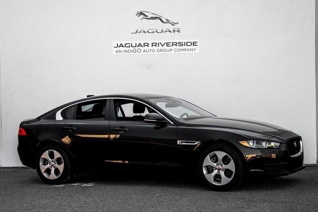 2017 Jaguar XE 20d Sedan