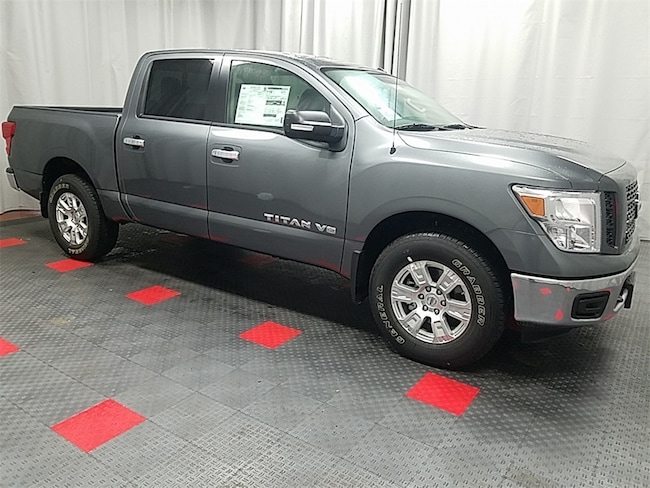 New 2019 Nissan Titan For Sale   Glendale WI 1N6AA1EJ0KN503605