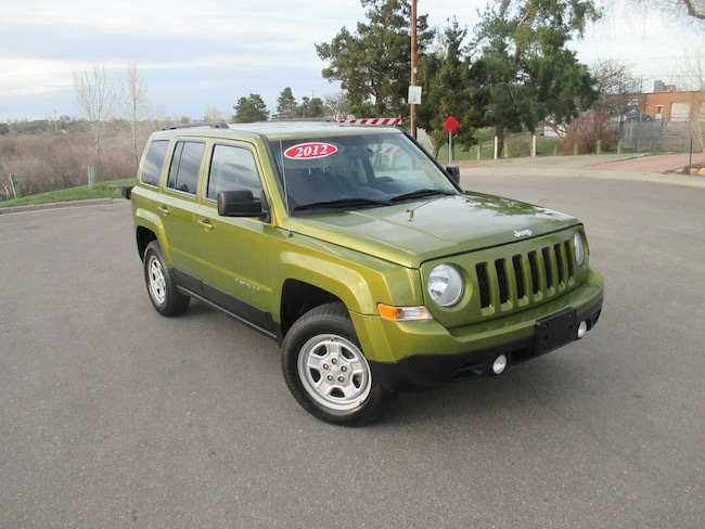 2012 Jeep Patriot sports 4x4 SUV
