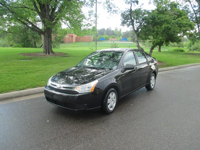 2011 Ford Focus S Sedan