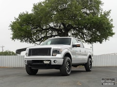 2014 Ford F150 FX4 Truck SuperCrew Cab