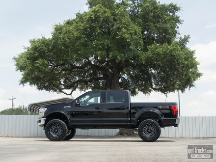2020 Ford F150 Lariat Truck SuperCrew Cab