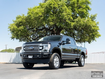 2020 Ford Super Duty F350 Limited Truck Crew Cab