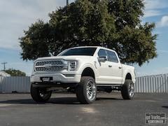 2021 Ford F150 Platinum Truck SuperCrew Cab