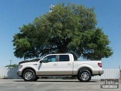 2013 Ford F150 King Ranch Truck SuperCrew Cab