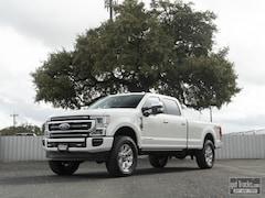 2020 Ford Super Duty F250 Platinum Truck Crew Cab