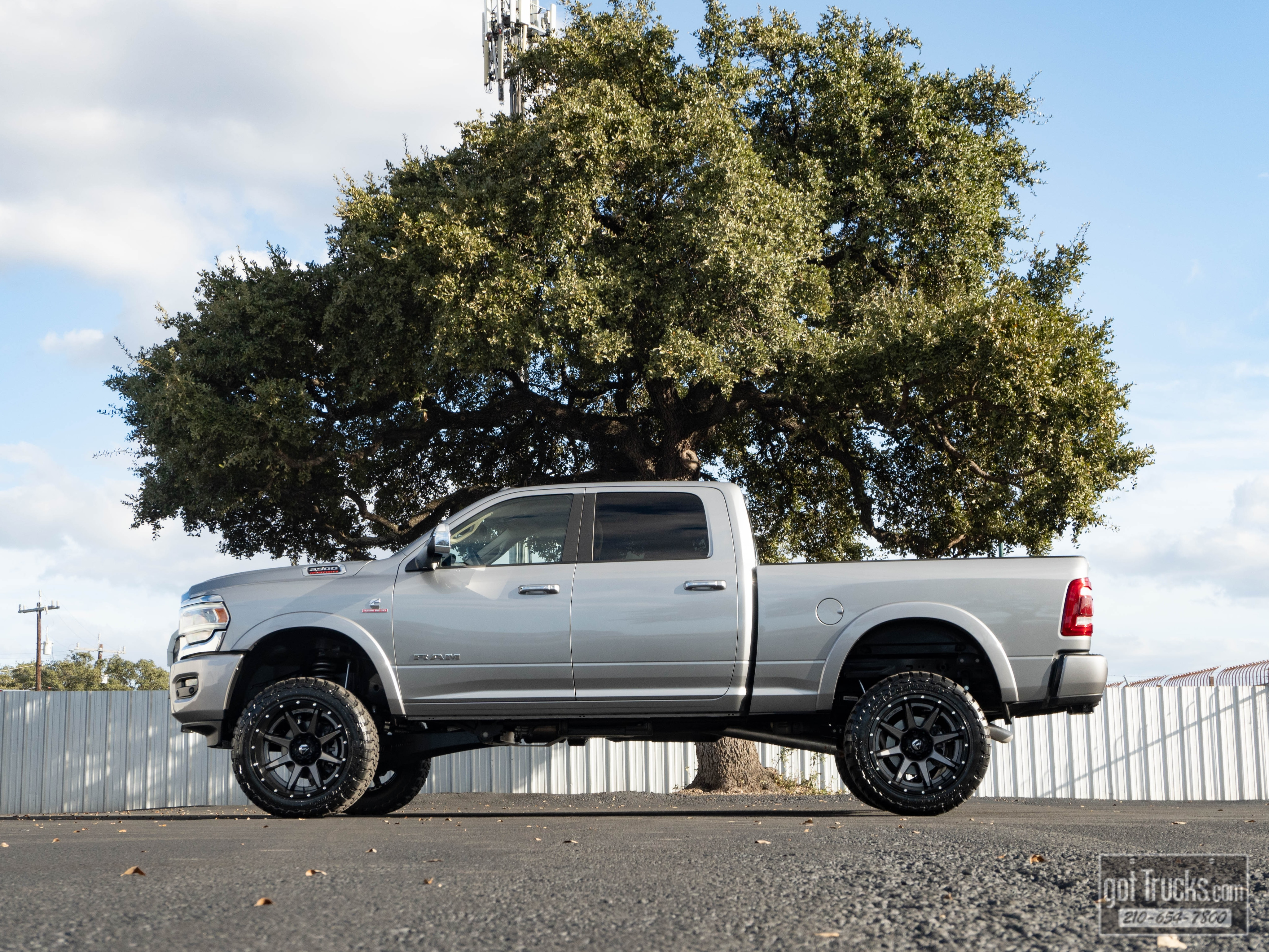 Used 2020 Dodge Ram 2500 For Sale At American Auto Brokers Vin 3c6ur5fl3lg157924
