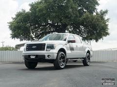 2014 Ford F150 FX4 Truck SuperCrew Cab