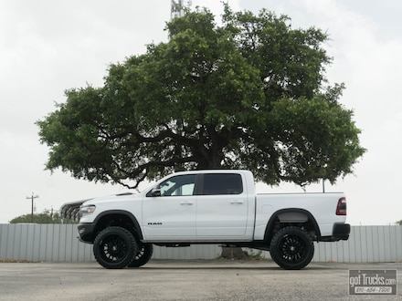 2020 Dodge Ram 1500 Rebel Truck Crew Cab