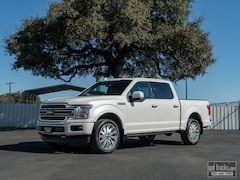 2019 Ford F150 Limited Truck SuperCrew Cab
