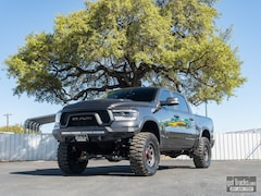 2021 Dodge Ram 1500 Rebel Truck Crew Cab