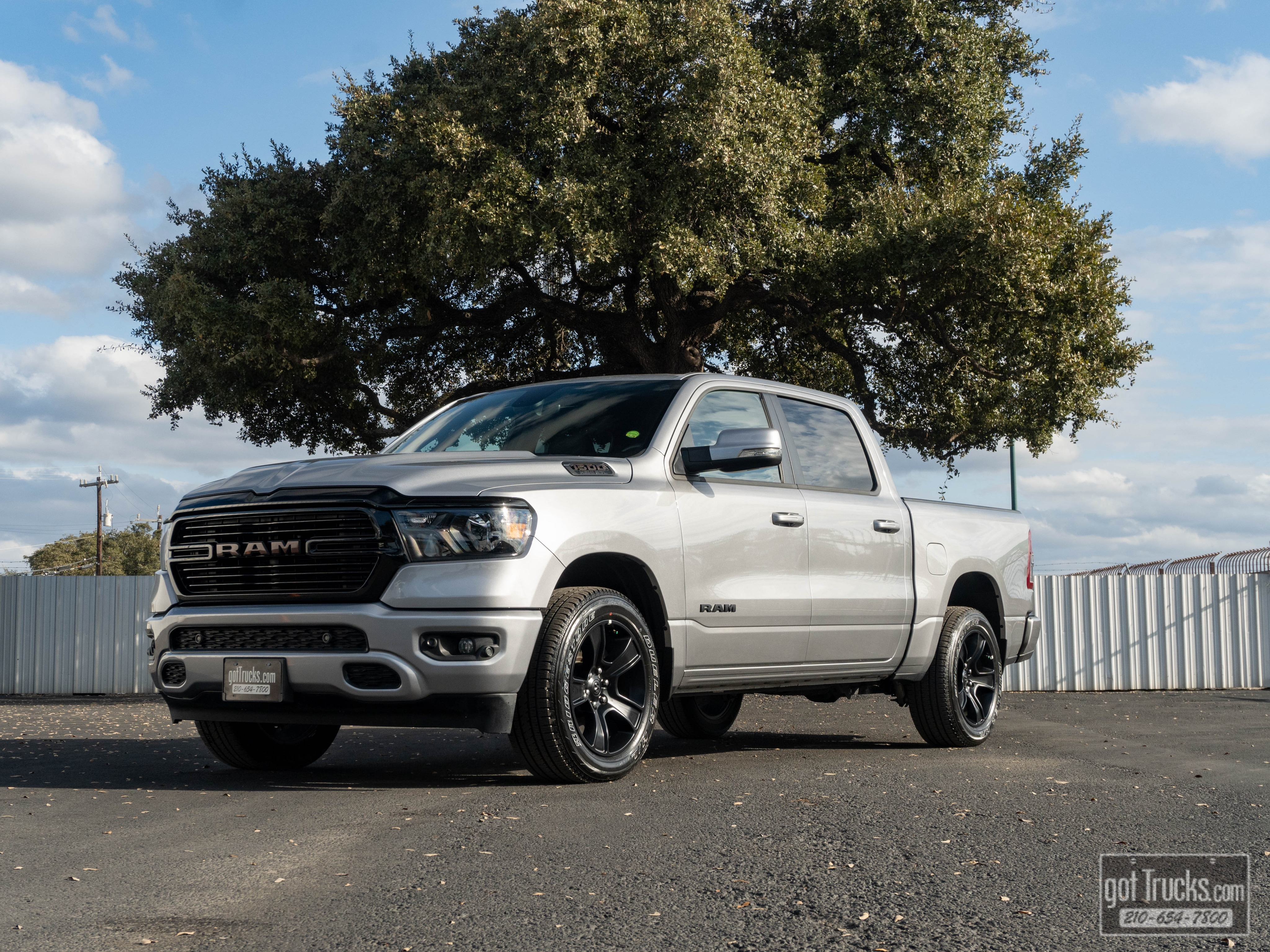 Used 2020 Dodge Ram 1500 For Sale At American Auto Brokers Vin 1c6srfftxln358062