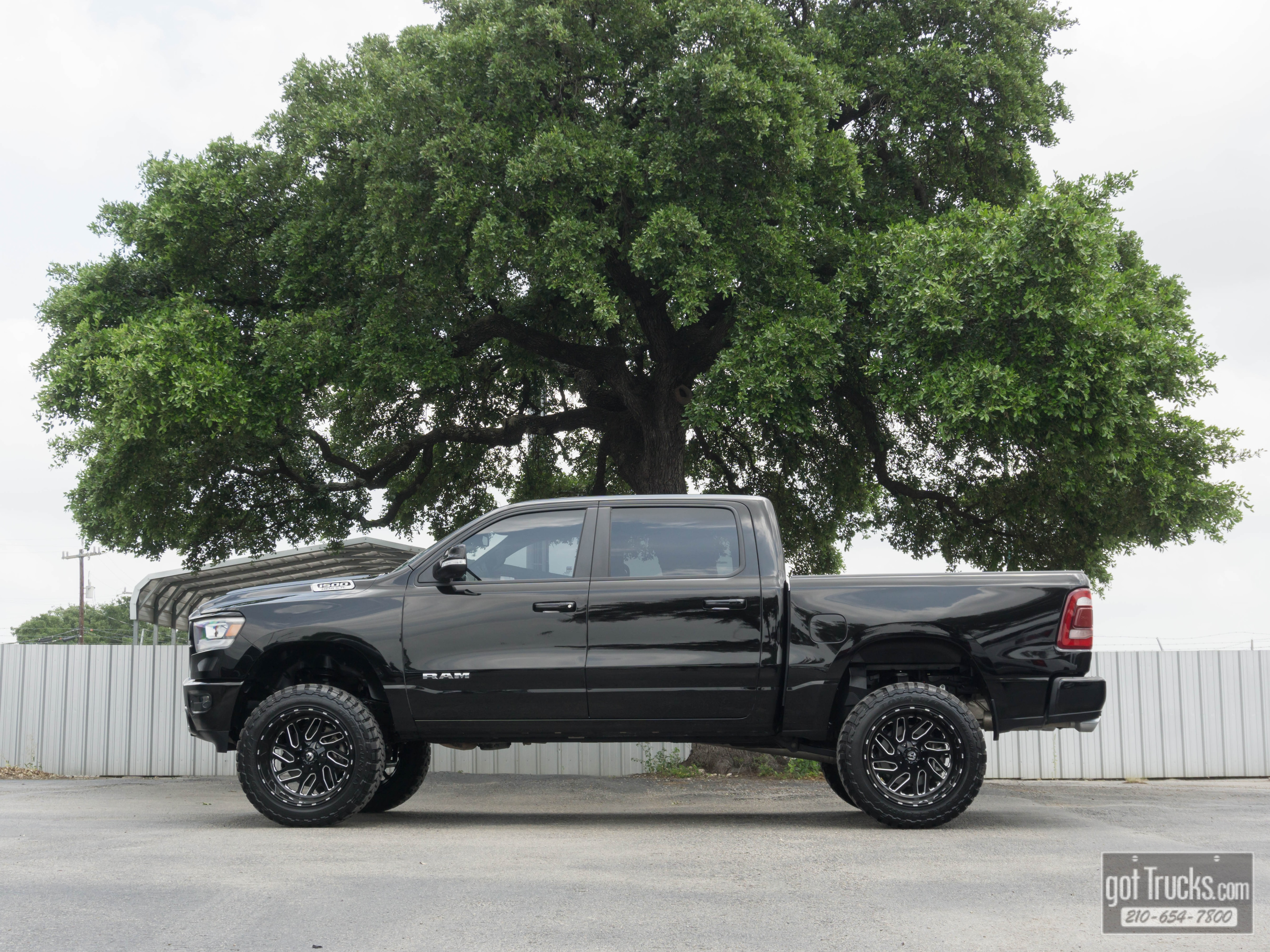 Used 2019 Dodge Ram 1500 For Sale At American Auto Brokers Vin