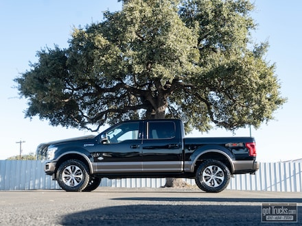 2019 Ford F150 King Ranch Truck SuperCrew Cab