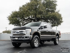 2017 Ford Super Duty F250 King Ranch Truck Crew Cab